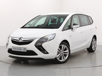 Vehicle details for 15 Vauxhall Zafira