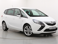 Vehicle details for Brand New Vauxhall Zafira