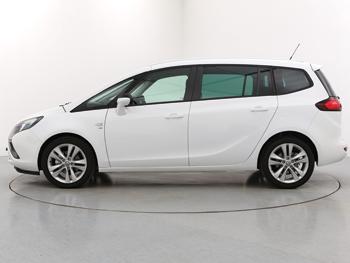 Vehicle details for Brand New Vauxhall Zafira