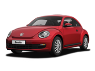 Vehicle details for Brand New Volkswagen Beetle