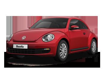 Vehicle details for Brand New Volkswagen Beetle