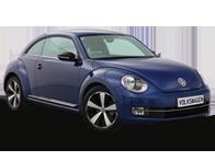 Vehicle details for 16 Volkswagen Beetle