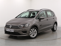 Vehicle details for Brand New Volkswagen Golf Sv