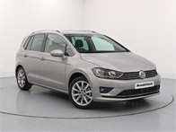 Vehicle details for Brand New 17 Plate Volkswagen Golf Sv