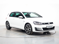 Vehicle details for 16 Volkswagen Golf