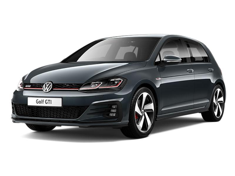 Brand New 18 Plate Volkswagen Golf 2 0 Tsi Gti 5dr