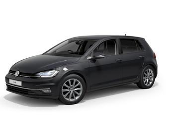 Brand New Volkswagen Golf