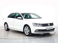 Vehicle details for Brand New 66 Plate Volkswagen Jetta