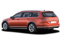 Vehicle details for Brand New 17 Plate Volkswagen Passat Alltrack