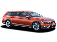 Vehicle details for Brand New 66 Plate Volkswagen Passat Alltrack