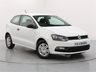 Vehicle details for 16 Volkswagen Polo