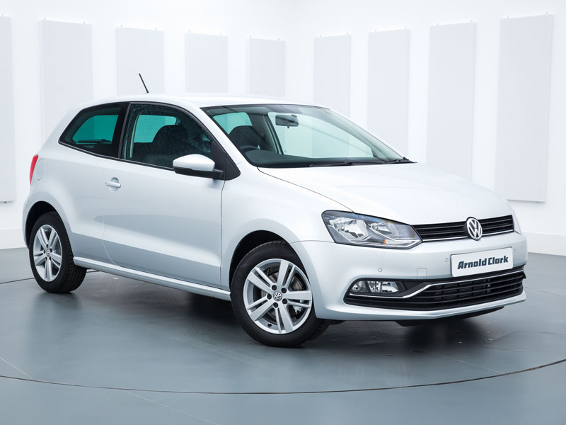 New Volkswagen Polo Cars For Sale Arnold Clark