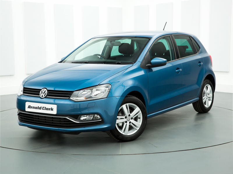 Nearly New Volkswagen Polo Cars For Sale Arnold Clark