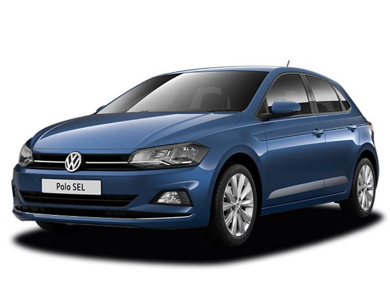 67100cd956c8 Volkswagen Polo 1.0 TSI 115 SEL 5dr