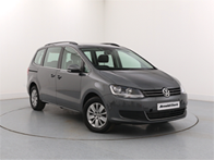 Vehicle details for Brand New 66 Plate Volkswagen Sharan