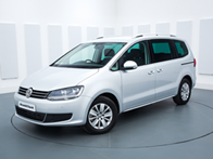 Vehicle details for Brand New Volkswagen Sharan
