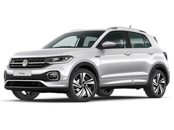 Brand New 19 Plate Volkswagen T-Cross