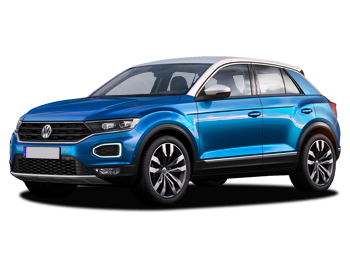 Vehicle details for Brand New Volkswagen T-Roc