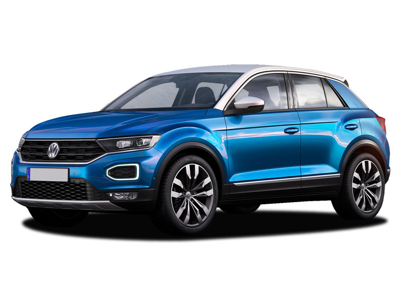 New Volkswagen T Roc Cars For Sale Arnold Clark