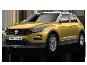 Brand New 68 Plate Volkswagen T-Roc
