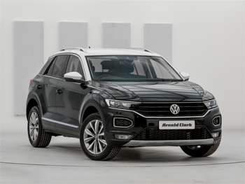Brand New Volkswagen T-Roc