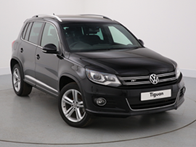 Vehicle details for Brand New 16 Plate Volkswagen Tiguan