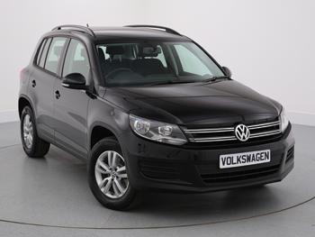 Vehicle details for Brand New Volkswagen Tiguan