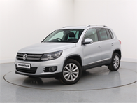 Vehicle details for 65 Volkswagen Tiguan