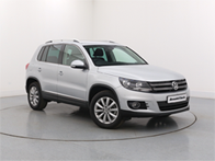 Vehicle details for 64 Volkswagen Tiguan