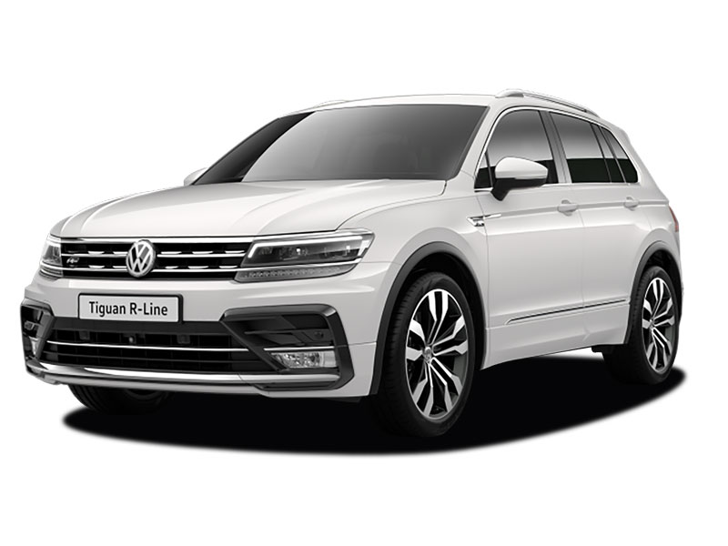 brand new 68 plate volkswagen tiguan 2 0 tdi 150 r line tech 5dr arnold clark. Black Bedroom Furniture Sets. Home Design Ideas