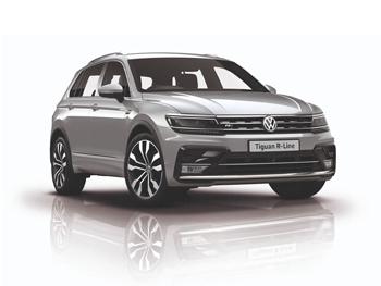 Brand New 70 Volkswagen Tiguan