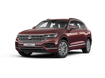Vehicle details for Brand New Volkswagen Touareg