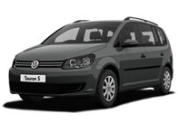 Vehicle details for Brand New Volkswagen Touran
