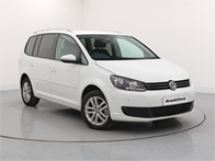 Vehicle details for Brand New 17 Plate Volkswagen Touran