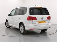 Vehicle details for Brand New 66 Plate Volkswagen Touran