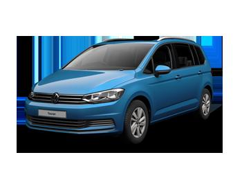 Brand New 21 Volkswagen Touran 1.5 TSI EVO SE Family 5dr