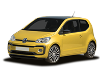 Vehicle details for Brand New 17 Plate Volkswagen Up