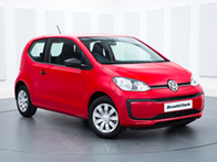 Vehicle details for 17 Volkswagen Up