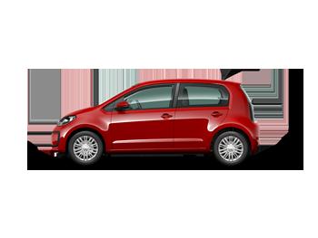 Brand New 69 Plate Volkswagen up!