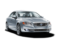 Vehicle details for 16 Volvo S80