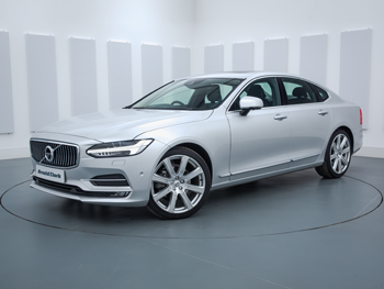 Vehicle details for 17 Volvo S90