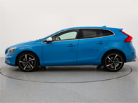 Vehicle details for 16 Volvo V40