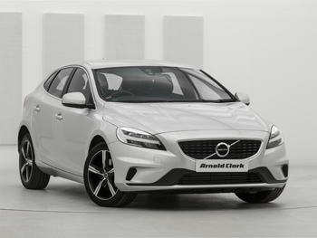 Vehicle details for 18 Volvo V40