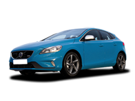 Vehicle details for Brand New Volvo V40