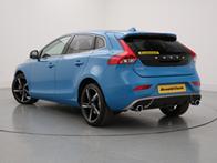 Vehicle details for 15 Volvo V40