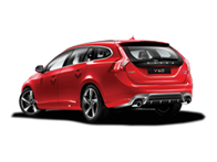 Vehicle details for Brand New 16 Volvo V60