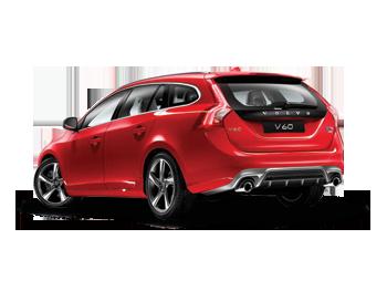 Vehicle details for Brand New 16 Volvo V60