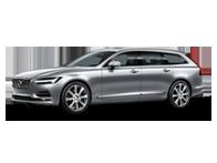 Vehicle details for Brand New Volvo V90