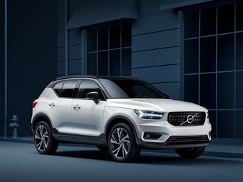 Brand New 20 Plate Volvo Xc40 1.5 T3 [163] R DESIGN 5dr