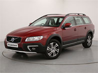 Vehicle details for 16 Volvo Xc70
